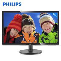 飞利浦(PHILIPS)216V6LSB2 20.7英寸电脑液晶显示器 可壁挂LED全高清电脑液晶显示屏 216V6L