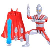 【支持礼品卡】奥特曼玩具套装变形赛罗咸蛋超人偶可动卡片泰罗模型初代公仔 l0m