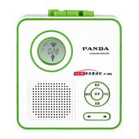 熊猫(PANDA) F-351复读机便携磁带录音机英语学习机 绿色
