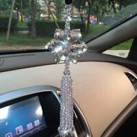 水晶汽车挂件车用品内饰品车内饰品摆件吊坠车挂女士