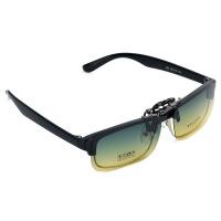 韩观 墨镜司机偏光夹片镜男女士日夜两用夹片 太阳镜 偏光眼镜夹片 默认规格