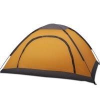 户外便携野营帐篷 3-4人家庭自驾游双层防雨野外露营帐篷