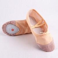 幼儿女童舞蹈鞋软底练功鞋帆布猫爪跳舞鞋形体瑜伽鞋芭蕾舞鞋