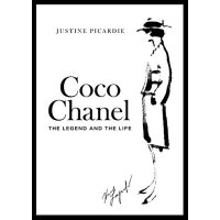 英文原版 可可香奈儿的传奇一生 Coco Chanel: The Legend and the Life
