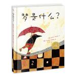 海豚绘本花园:梦是什么 宝宝绘本0-3岁幼儿园小班中班大班一年级经典畅销书籍儿童绘本 宝宝3-6周岁早