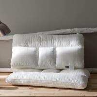 家纺安神护睡枕单人保健枕芯护颈椎枕头