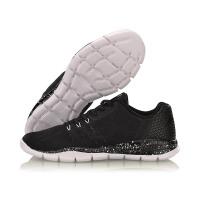 李宁男鞋跑步鞋2017新款灵动轻便透气低帮秋季男士运动鞋ARKM021