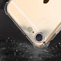 苹果6splus手机壳6/6s/7/8/plus透明硅胶iPhone6保护套11防摔全包12超薄x软壳xs男女XR清新s