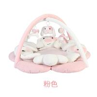 LOVEbaby满月礼物婴儿音乐健身架0-18月游戏毯益智新生儿用品四季