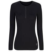 运动T恤女宽松跑步训练瑜伽服健身上衣长袖春夏显瘦透气速干衣女