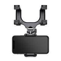 车载手机支架汽车后视镜可横竖导航支撑架车上通用卡扣式记录仪kb6
