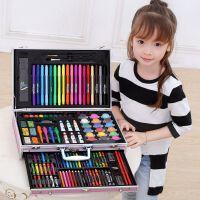 儿童绘画学生水彩笔文具男孩女孩生日画画笔礼物画笔套装美术用品