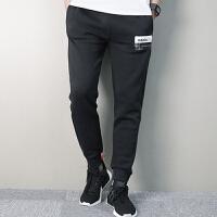 Adidas阿迪达斯 NEO 男子 运动长裤 加绒休闲长裤CD1629