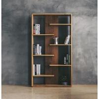 简约实木书柜展示柜隔断置物架书架实木创意屏风收纳柜玄关柜