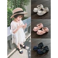 女宝宝凉鞋1-3岁防滑软底公主幼儿童0-2小童夏季女童婴儿学步鞋子