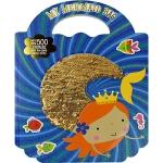 My Mermaid Bag 我的美人鱼小书包 寓教于乐 趣味益智贴纸活动书 3-6岁 幼儿英语读物 英文原版进口儿童