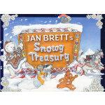 Jan Brett's Snowy Treasury 简・布瑞德的雪天故事合集 ISBN9780399254017