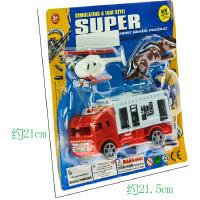 小孩儿童玩具创意模型回力汽车拉线飞机套装