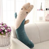超大号兔子公仔毛绒玩具可拆洗睡觉长抱枕布娃娃女生玩偶生日礼物
