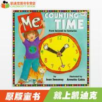 【99选5】美国进口 Me系列科普读物 我的时间计算 Me Counting Time: From Seconds to Centuries【平装】
