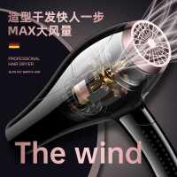 电吹风机家用理发店大风力功率发廊发型师专用风筒负离子护发正品kb6