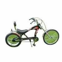 2024寸自行车哈雷型单休闲复古太子城市海滩带靠背 公路 山地 公路车 山地车 黑色 20-24英寸
