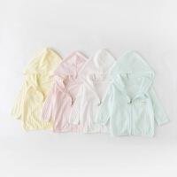 夏季儿童防晒衣宝宝衣服轻薄空调衫沙滩防晒服外套