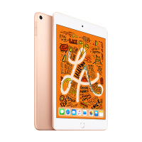 Apple iPad mini 2019年新款平板电脑 7.9英寸 256G WLAN版 金色 MUU62CH/A