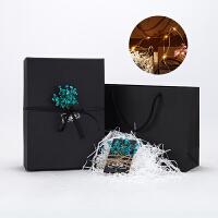 生日礼盒礼物盒子大号包装盒礼品盒长方形ins风精美韩版简约创意