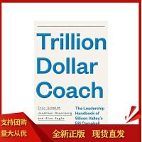 正版T【英文原版】Trillion Dollar Coach �|美元的教� Eric Schmidt