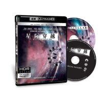 UHD 4K 蓝光碟 星际穿越 奥斯卡科幻BD超清高清电影光碟片中英语