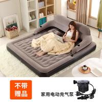 20180317082412014气垫室内可折叠床垫床垫加大充气床 气垫床 户外 便携床垫加高多功能家用气垫床折叠床休