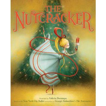 【预订】The Nutcracker 预订商品,需要1-3个月发货,非质量问题不接受退换货。
