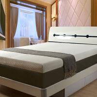 ���棉1.5m1.8m床�|床褥榻榻米�p�稳�W生宿舍加厚海�d床�|