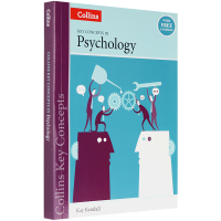 Key Concepts in Psychology 英文原版 心理学入门核心概念 英文版原版 正版进口英语书籍