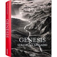 【英文】Sebastiao Salgado Genesis 塞巴斯蒂昂萨尔加多 创世纪 摄影艺术书