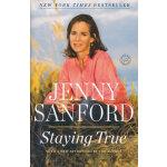 STAYING TRUE(ISBN=9780345522566) 英文原版