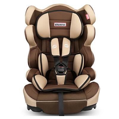 【支持礼品卡支付】路途乐 儿童安全座椅3C认证宝宝婴儿汽车用五点式儿童座椅9月-12岁全型号选择 3C认证 呵护安全