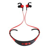 颈挂式运动蓝牙耳机4.1 一拖二立体声音乐耳机一件