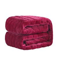 伊迪梦家纺 防滑可水洗法兰绒榻榻米床垫床护垫褥子0.9/1.2/1.5/1.8m米单人双人床铺床褥垫被BC04