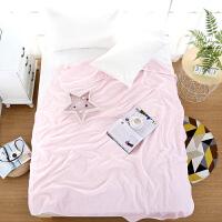纱布毛巾被纯棉单人双人夏季纱布被夏凉被薄毛巾毯空调毯床单