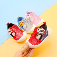包头防撞女童凉鞋夏季儿童透气婴儿学步鞋