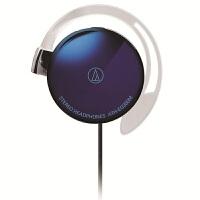 铁三角(Audio-Technica)ATH-EQ300M 轻薄耳挂式运动跑步耳机 紫色