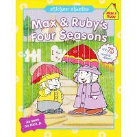 Max & Ruby's Four Seasons [Activity Book] 麦斯和露比的四季(内附贴纸)ISB