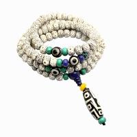 天然正月高密星月菩提子108颗手串男女佛珠项链菩提藏式手链念珠