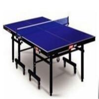 折叠带轮家用训练比赛标准室内乒乓球台桌