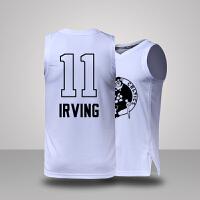18全明星篮球服套装 詹姆斯球衣 库里队服 哈登汤普森字母哥德罗赞乔治威少训练服比赛服