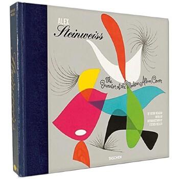 包邮Alex Steinweiss The Inventor of the Modern Album Cover唱片 善本图书 汇聚全球出版物,让阅读改变生活,给你无限知识