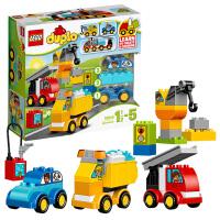 LEGO乐高得宝系列我的第一组汽车与卡车套装 10816