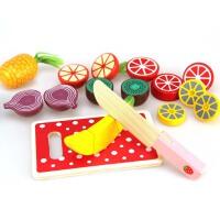 儿童过家家厨房玩具水果切切乐厨房切水果玩具套装
